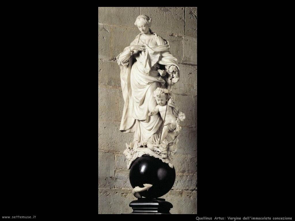 quellinus_artus_La Vergine dell'immacolata concezione