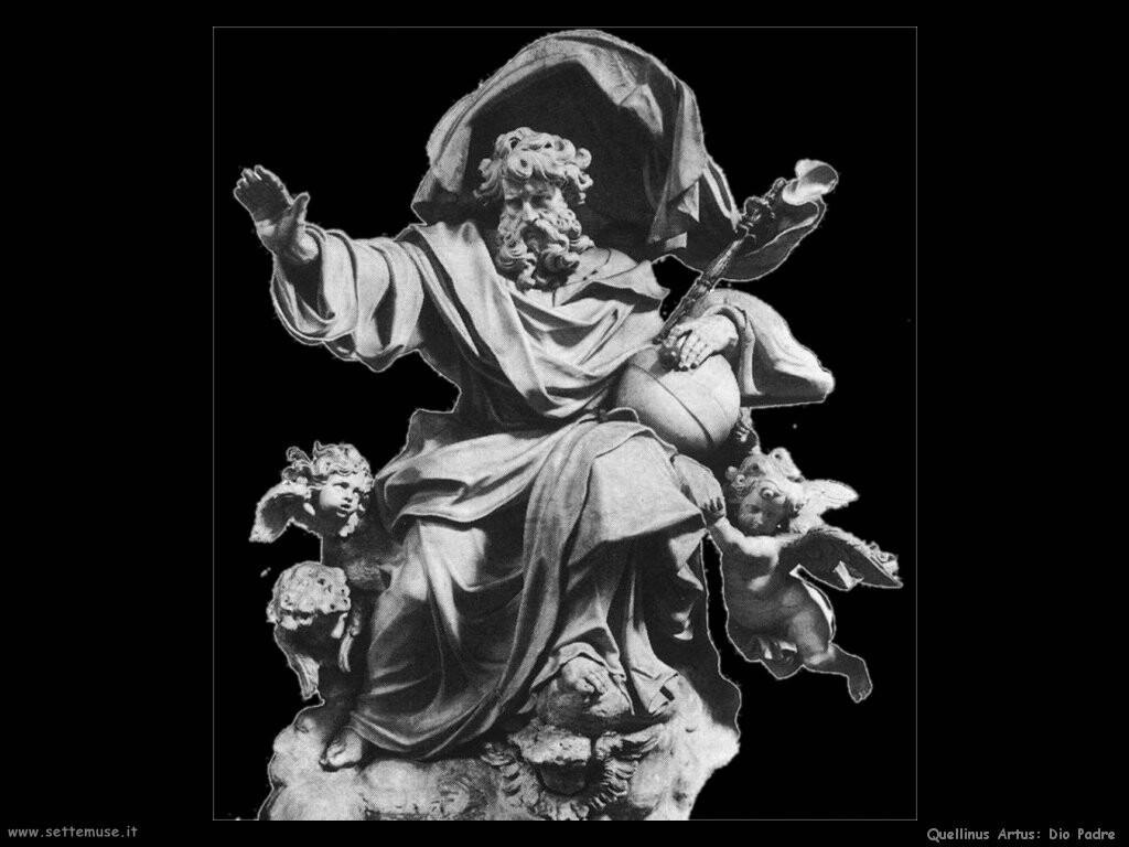 quellinus_artus Dio Padre