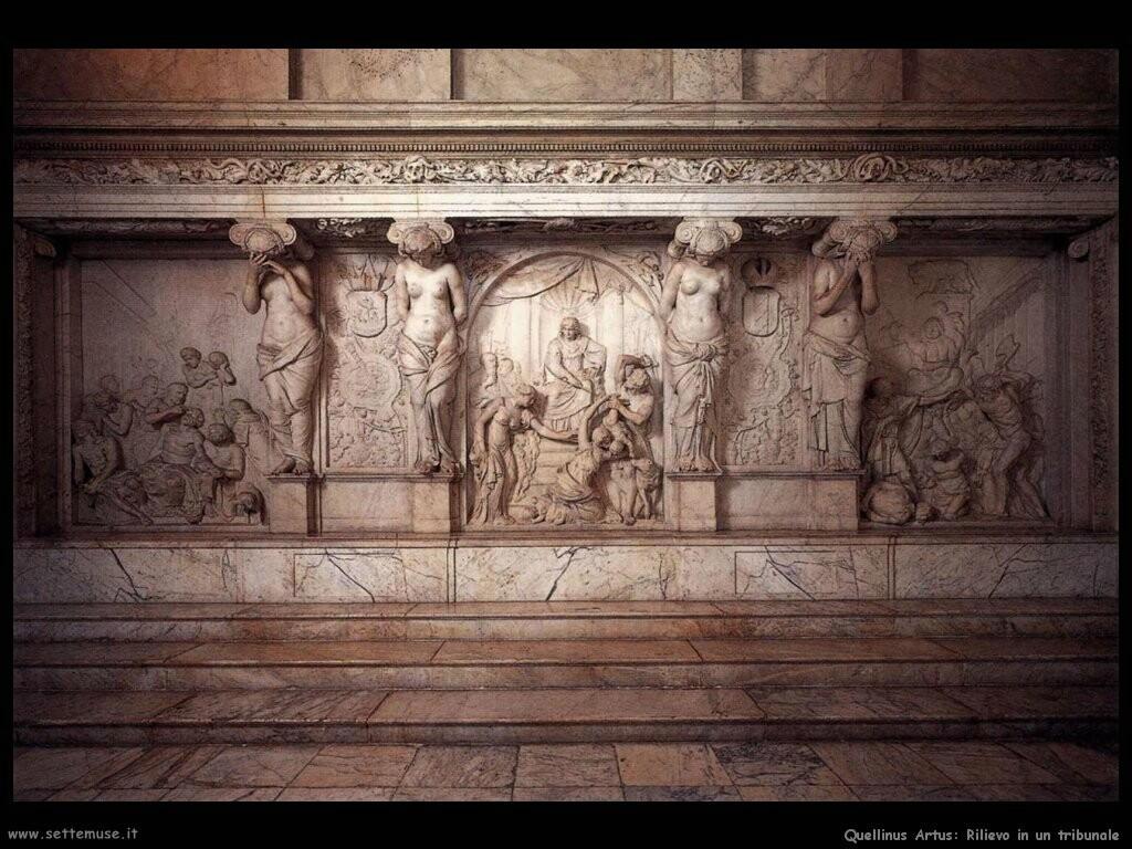 quellinus_artus_Bassorilievo nel tribunale