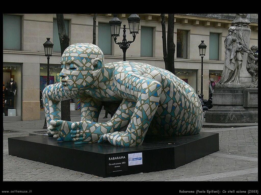 rabarama Costellazione (2003)