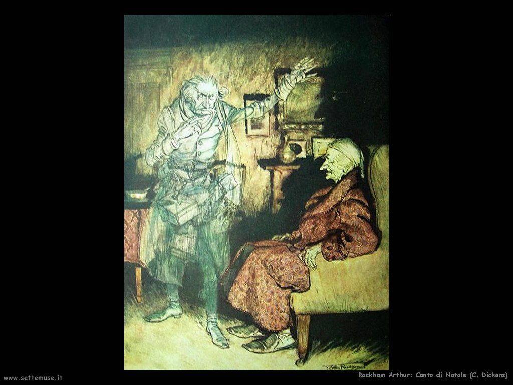Rackham Arthur da: Il Canto di Natale