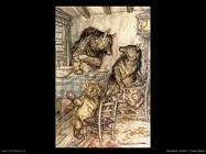 Rackham Arthur Three Bears