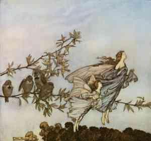 Rackham Arthur illustratore di fiabe, favole