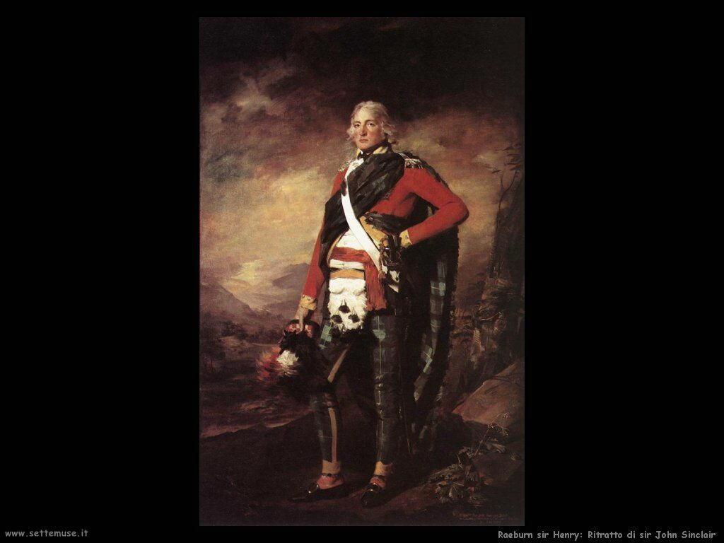 raeburn_sir_henry Ritratto di sir John Sinclair
