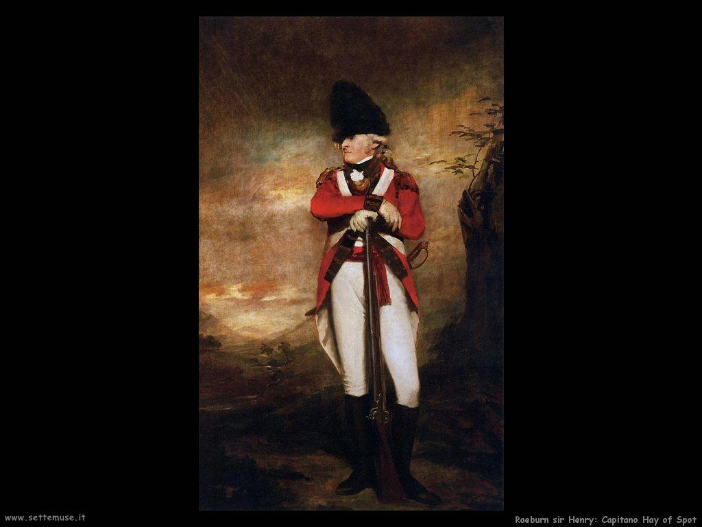 raeburn_sir_henry Captain Hay of Spot