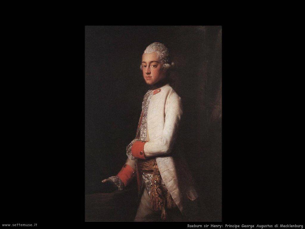 ramsay_allan_Principe George Augustus di Mecklenburg