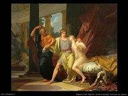 Socrate distoglie Alcibiade da Aspasia