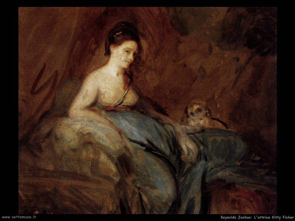 reynolds joshua_L'attrice Kitty Fisher