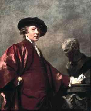 Ritratto di Reynolds sir Joshua
