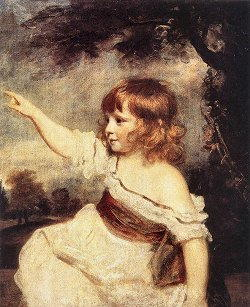 Dipinto di Reynolds sir Joshua