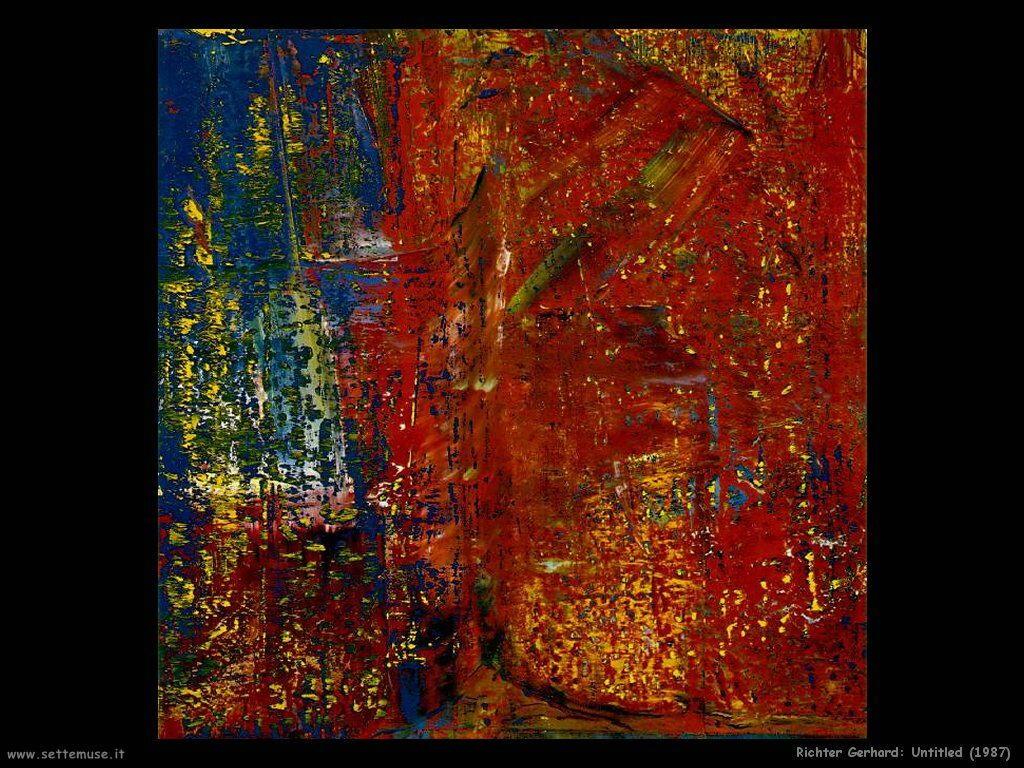Richter Gerhard Untitled 1987
