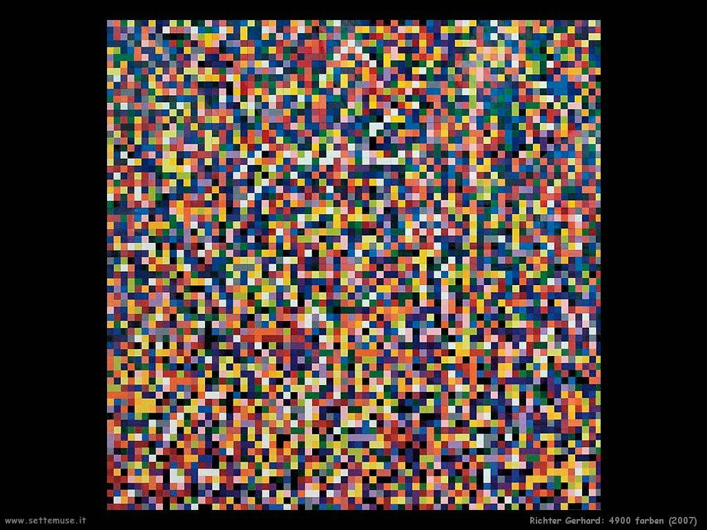 Richter Gerhard 4900 farben  2007