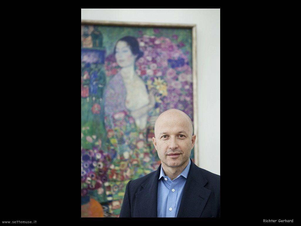 Richter Gerhard Fotografia dell'Artista