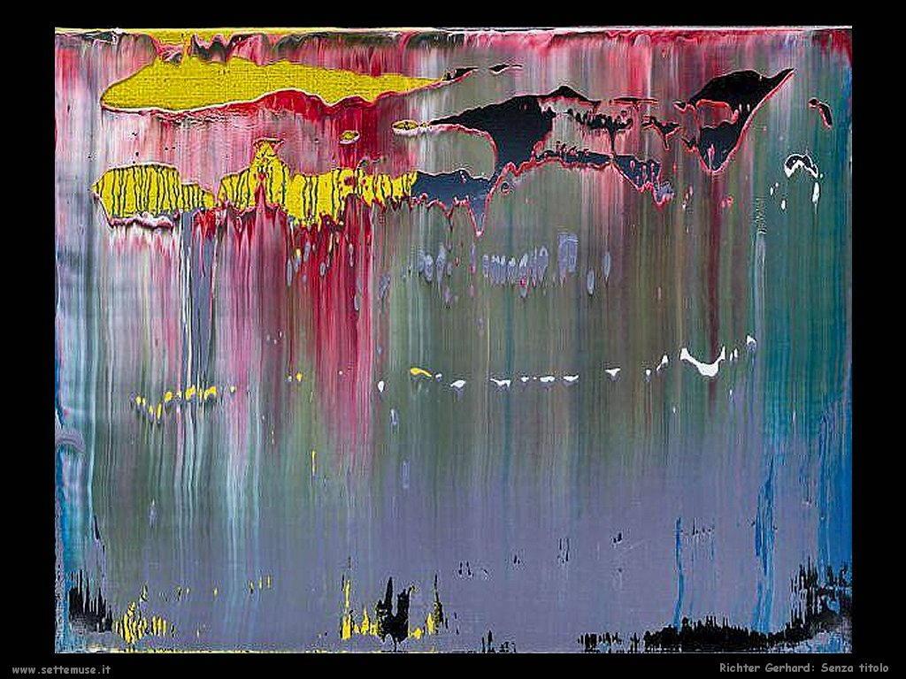 Richter Gerhard Senza titolo
