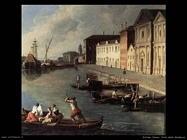 richter_johan_Vista del canale della Giudecca