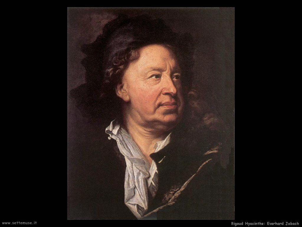 rigaud hyacinthe Everhard Jabach