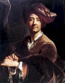 Dipinto di Hyacinthe Rigaud