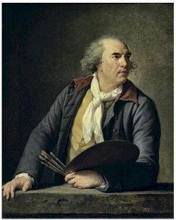 Ritratto di Robert Hubert