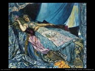 Rochegrosse Georges Antoine La principessa blu