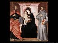 romano_antoniazzo_Madonna in trono