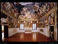 Romano Giulio Mantova, Palazzo Te. Appartamento di Troia