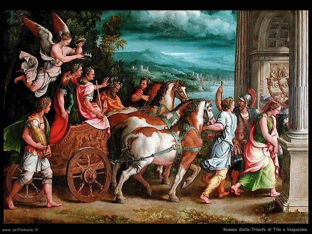 Romano giulio pittore biografia foto opere - Bagno vespasiano ...
