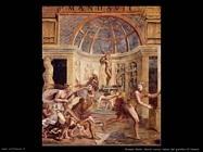 romano giulio Morte caccia Adone dal giardino di Venere