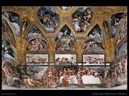 Romano Giulio Preparazione del banchetto