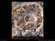 Romano Giulio Soffitto sala della caduta dei Giganti