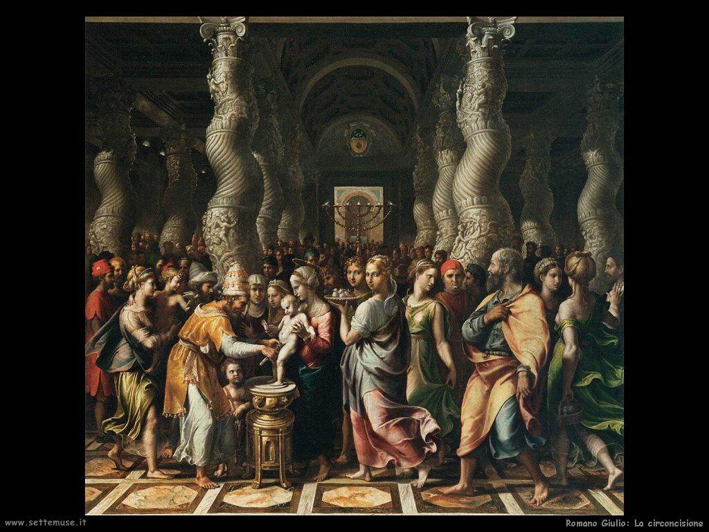 romano giulio La circoncisione