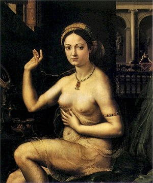 Dipinto di Giulio Romano Pippi