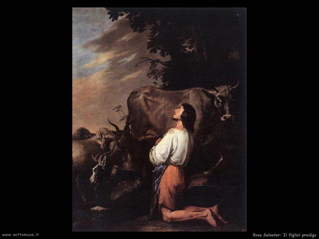 Rosa Salvator Il figliol prodigo