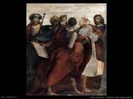 Rosso Fiorentino Assunzione della Vergine (particolare)