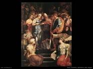 Rosso Fiorentino Matrimonio della Vergine