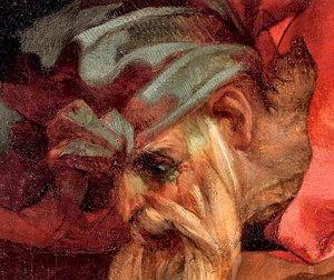 Dipinto di Rosso Fiorentino