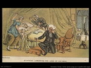 Rowlandson Thomas Doctor Syntax lamenting the loss o fhis wife