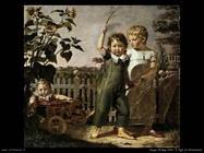 Runge Philipp Otto The hulsenbeck  children