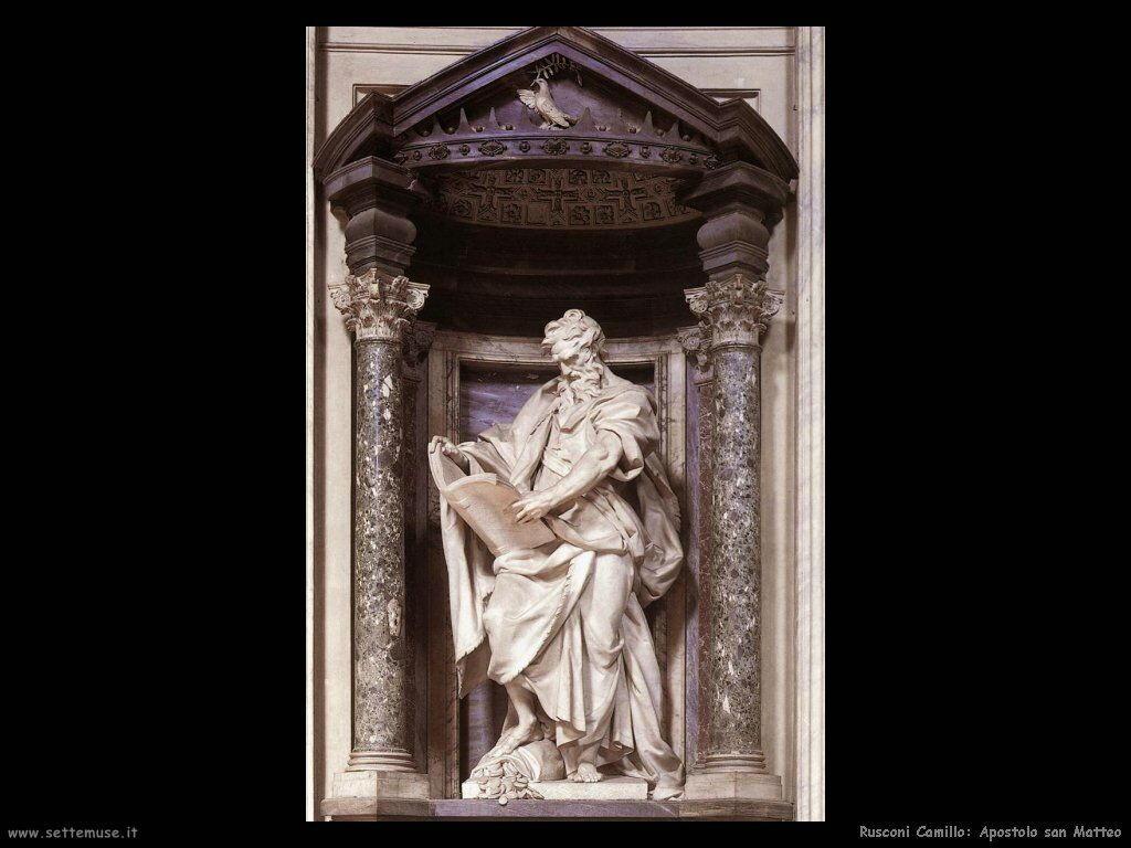 Rusconi Camillo San Matteo Apostolo