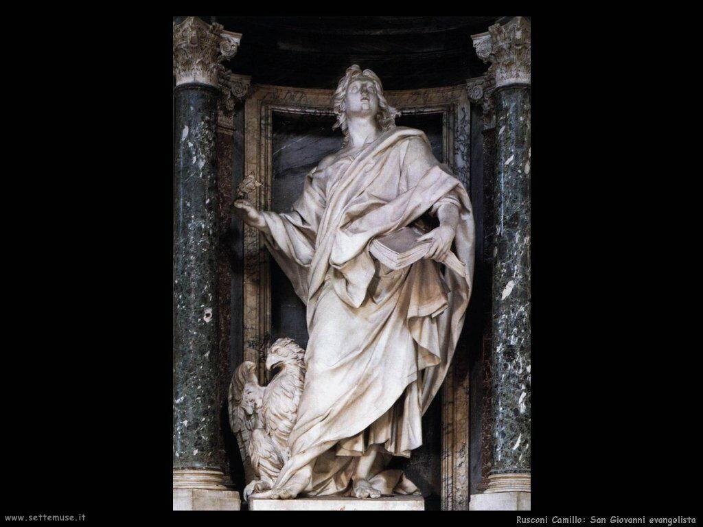 Rusconi Camillo San Giovanni Evangelista