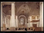Saenredam Pieter Jansz Chiesa di Sant'Anna - Utrech