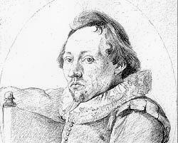 Ritratto di Saenredam Pieter Jansz