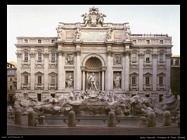 Salvi Niccolò  Fontana di Trevi a Roma