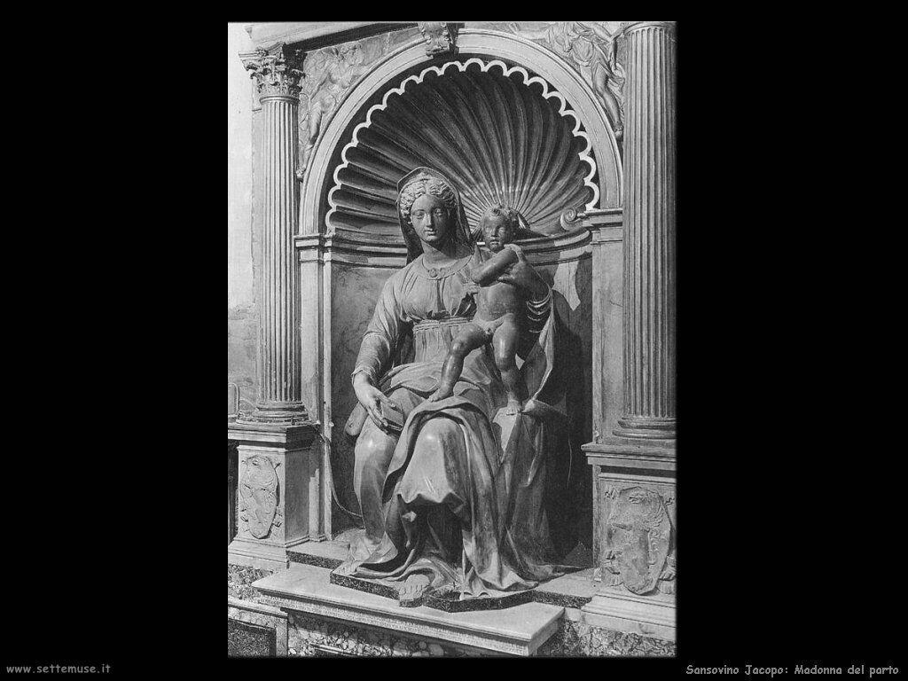 Sansovino Jacopo Madonna del parto