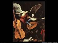 Saraceni Carlo Santa Cecilia con l'angelo