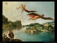 Saraceni Carlo La caduta di Icaro