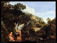 Saraceni Carlo Un angelo appare alla moglie di Manoah