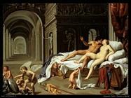 Saraceni Carlo Venere e Marte