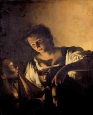 Dipinto di Carlo Saraceni Il Veneziano