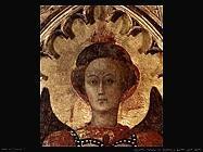 Sassetta La Vergine col Figlio e quattro santi (particolare)