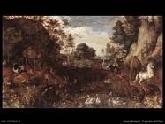 Savery Roelandt Il giardino dell'Eden